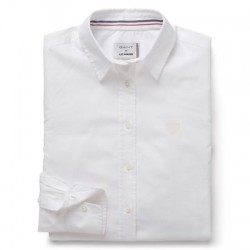 Camisa oxford white
