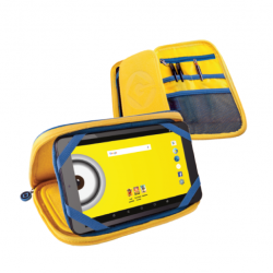 "Tablet eSTAR Tema Minions Kevin Quad 8"" Inclui Capa"