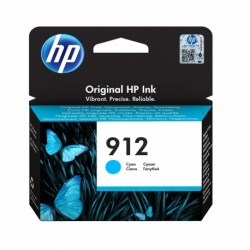 HP 912 Cyan Original Ink Cartridge